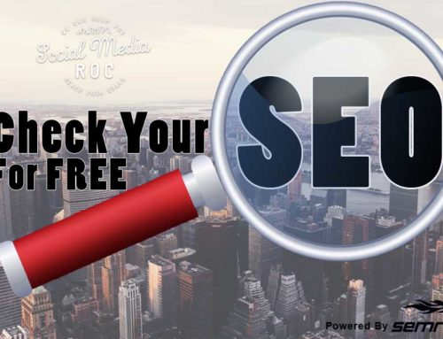 Check Your SEO for FREE