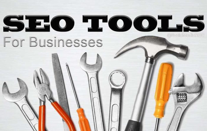 FREE SEO tools for businesses